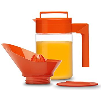 350x350 Takeya Orange Juice Maker, Orange, 24 Oz. Hand