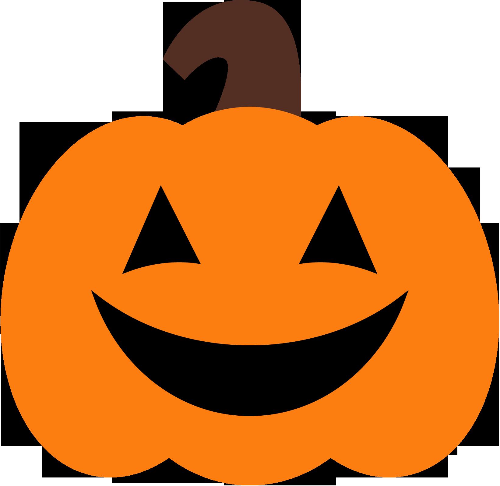 1642x1596 Pumpkin Jack O Lantern Clip Art (Free Clipart) Revidevi