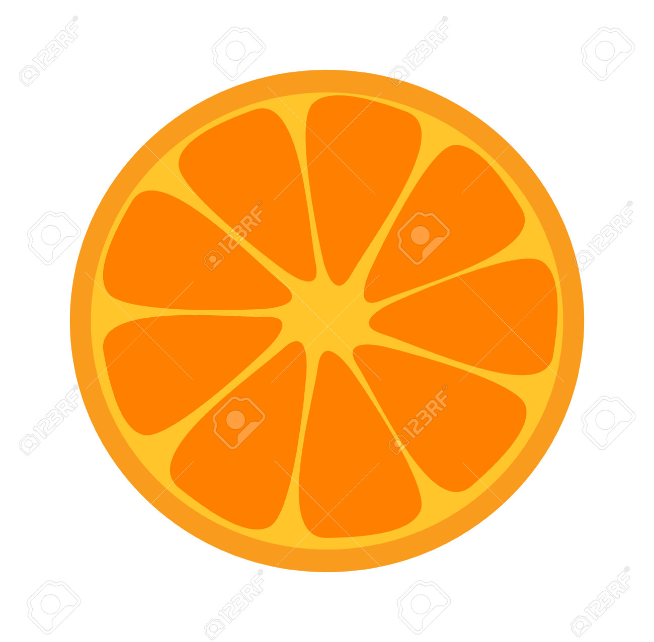 1300x1277 Fresh Clipart Orange Slice