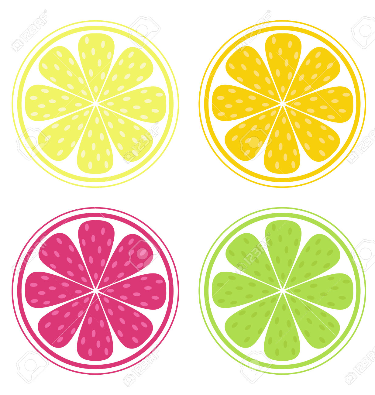 1234x1300 Orange (Fruit) Clipart Lime Slice