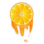 170x170 Orange Fruit Isolated Clip Art