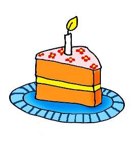 265x281 Slice Cake Art Clipart
