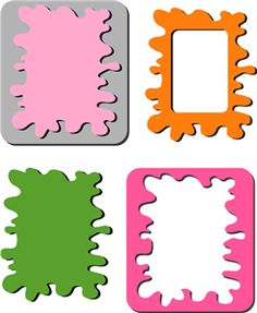 236x287 Color Pink Pink Splat Clip Art Pink Clip Art