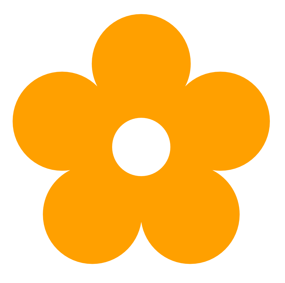 999x990 Color Clipart Orange Color