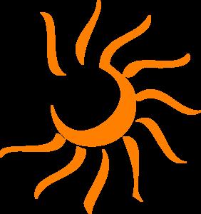 282x300 Sun Clip Art