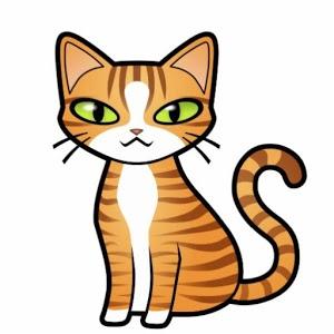 300x300 Domestic Cat Clipart