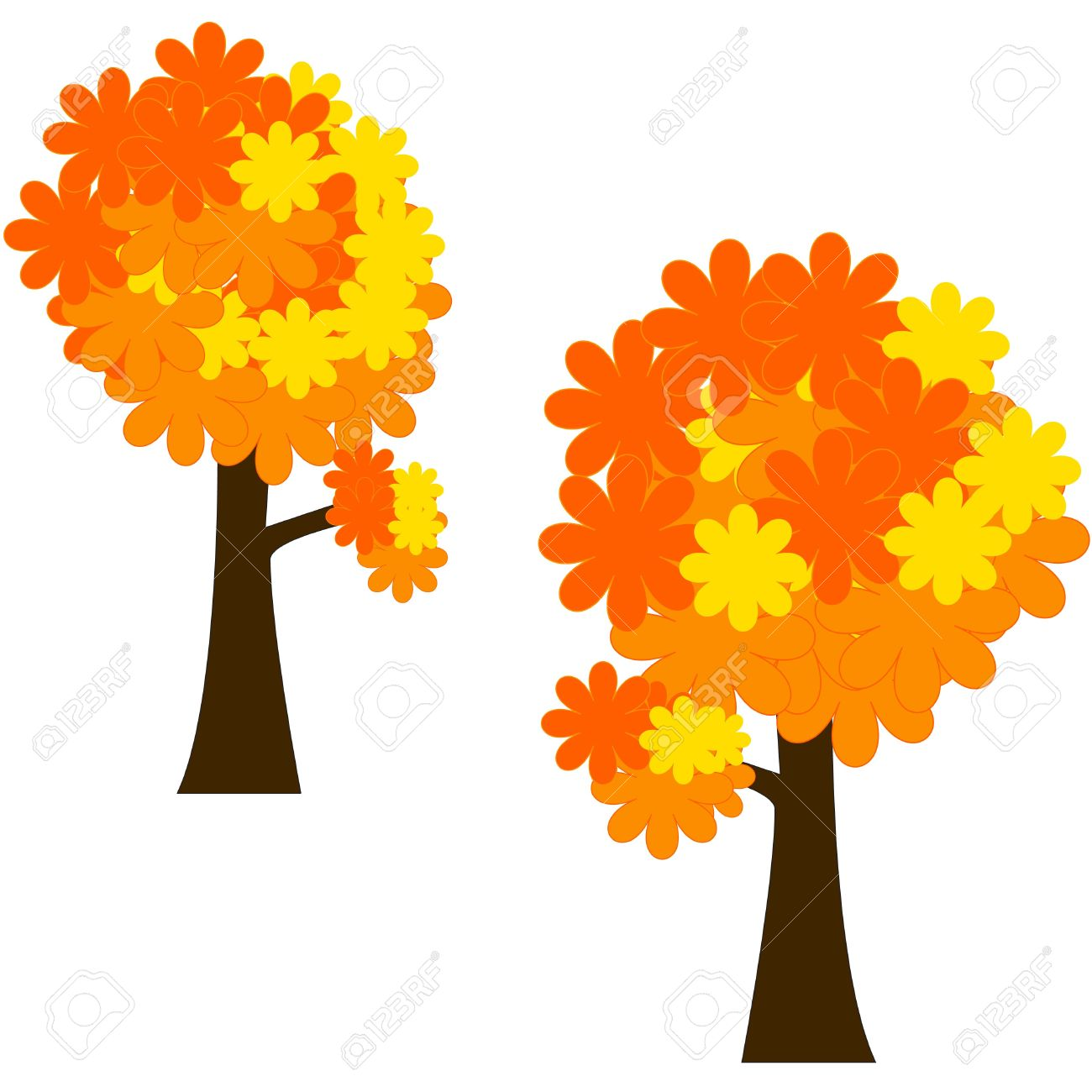 1300x1300 Top 99 Autumn Tree Clip Art