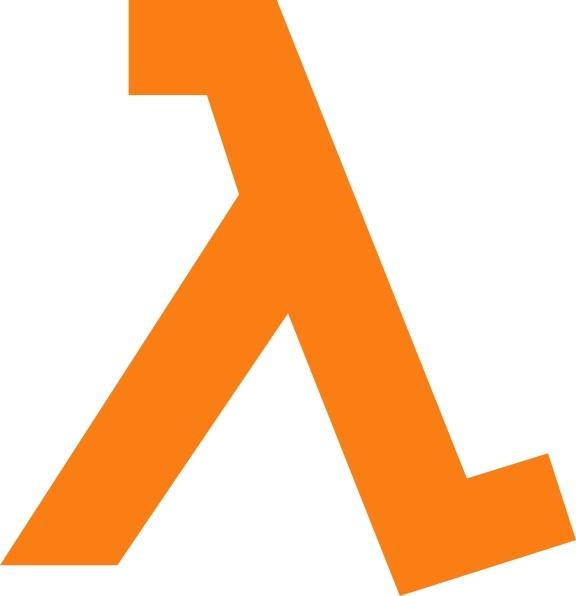 576x596 Orange Lambda Clip Art Free Vector In Open Office Drawing Svg