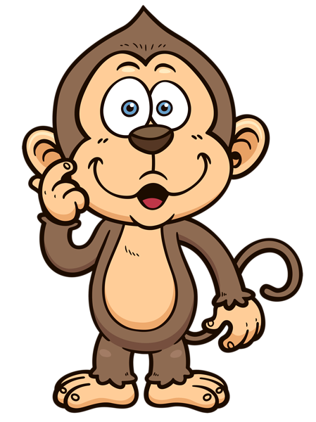 449x600 Cartoon Monkey Cartoon Monkey, Monkey And Cartoon