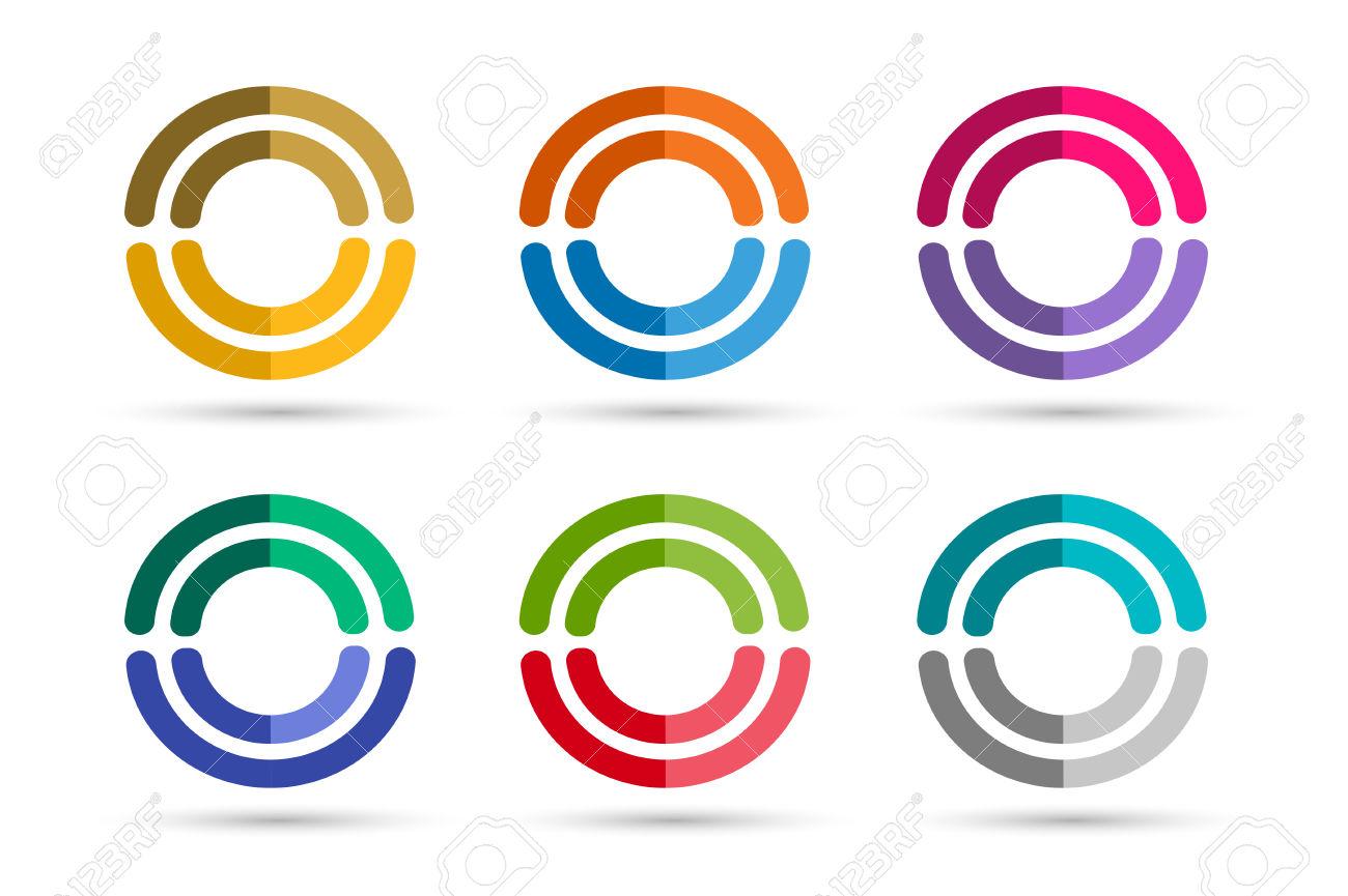 1300x865 Company Logos Clipart Circle Line