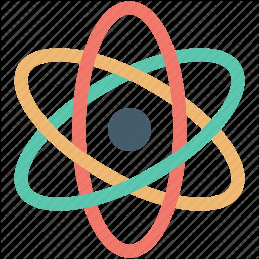 512x512 Molecule Clipart Proton