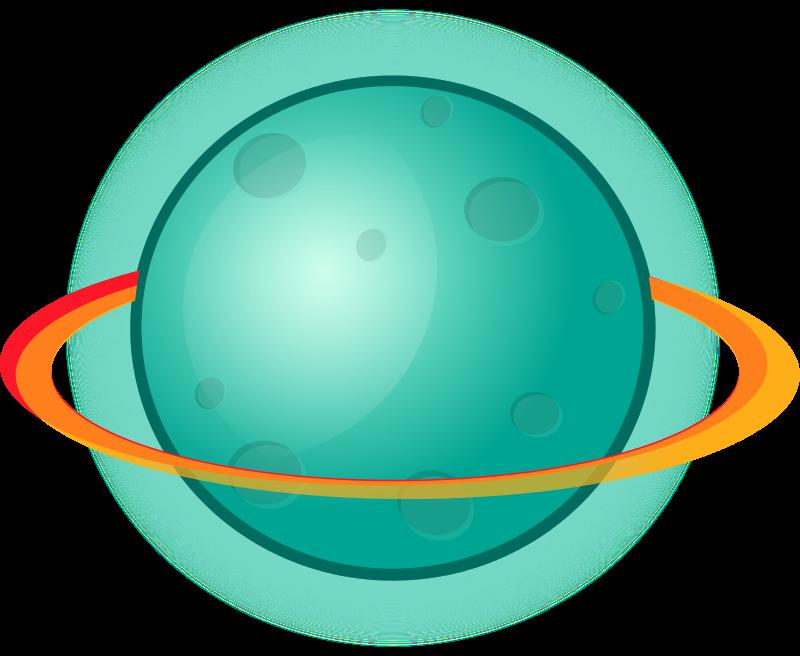 800x656 Space Clipart Cartoon Planet