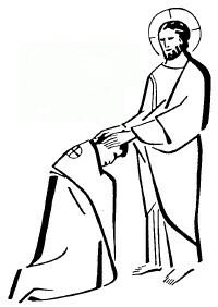 200x282 Priestly Ordination Clipart