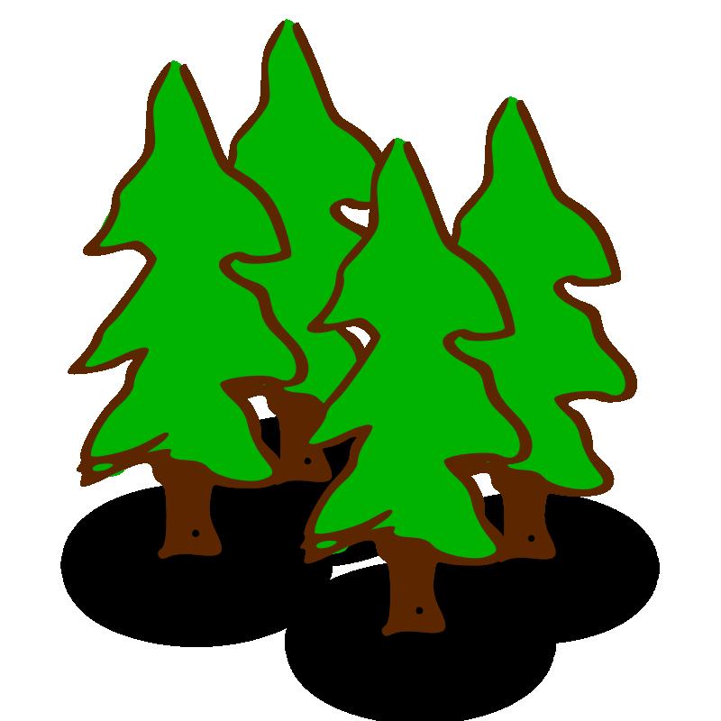 800x800 Top 73 Forest Clip Art