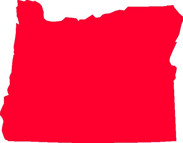 600x470 Oregon Clipart