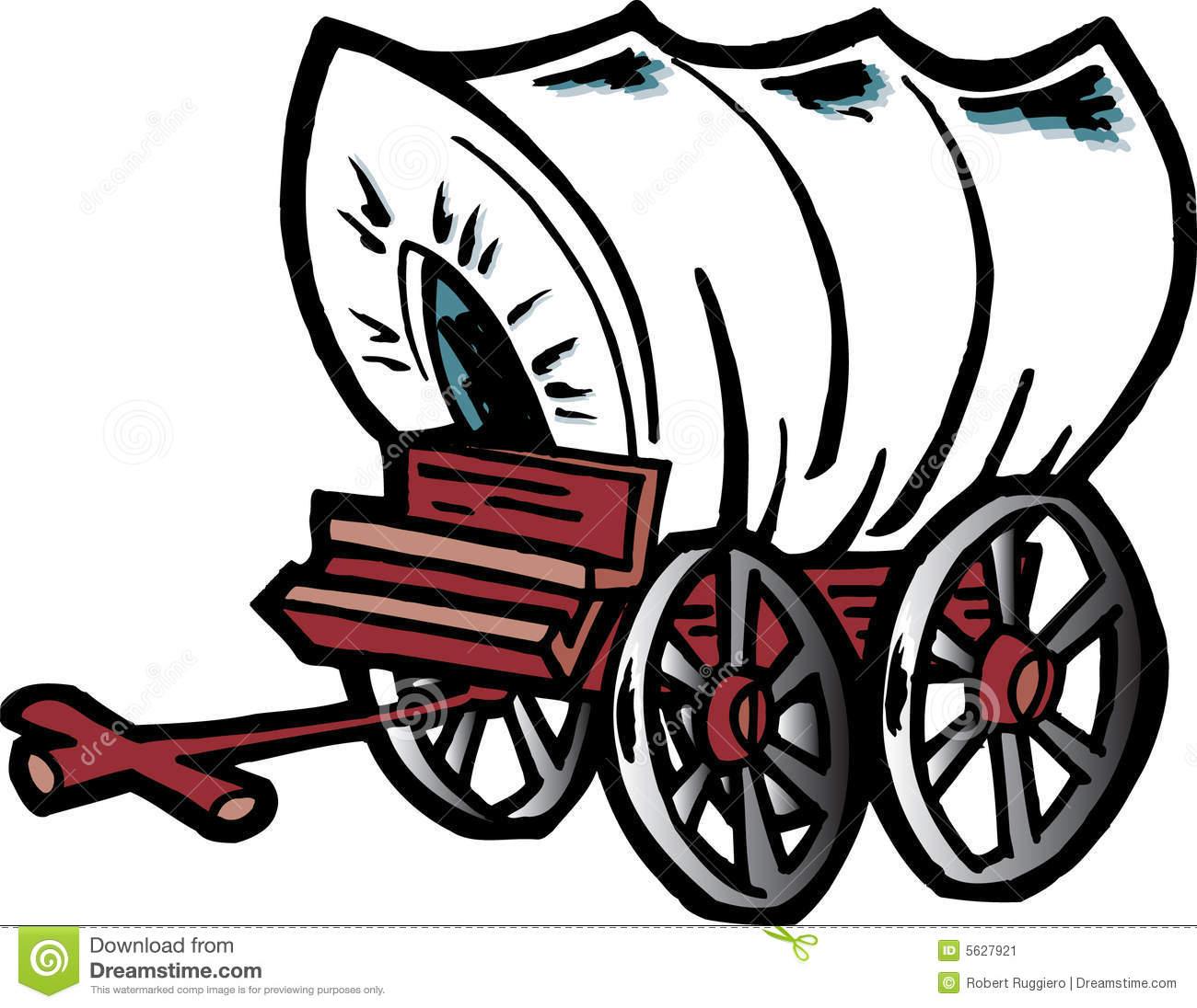 1300x1096 Western Wagon Clipart