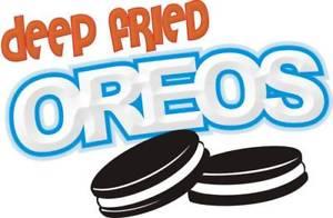300x196 Deep Fried Oreos Concession Food Vendor Decal 14 Menu Ebay
