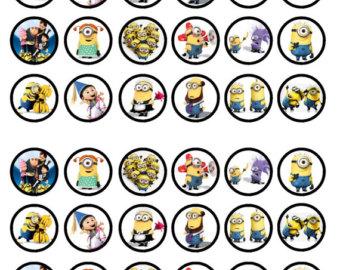 340x270 Minion Oreos Etsy