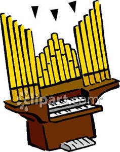 237x300 Organs Clipart Church Organ