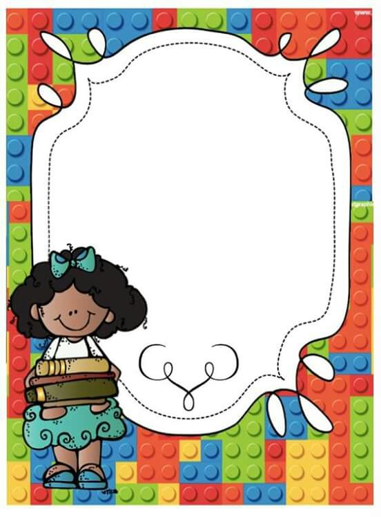 552x748 Pin By Delia Cortes On Bordes Clip Art, Binder