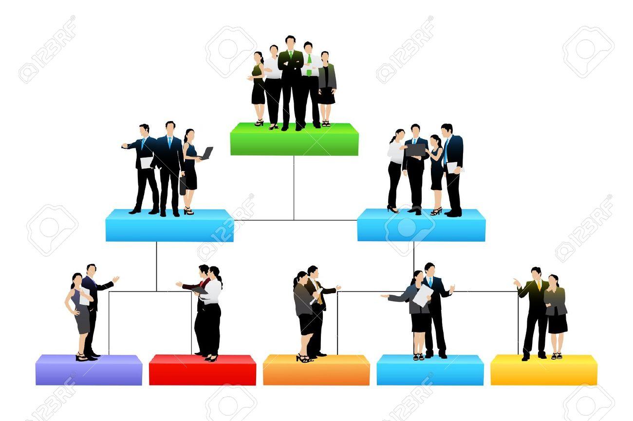 1300x866 Structure Clipart Organizational Management