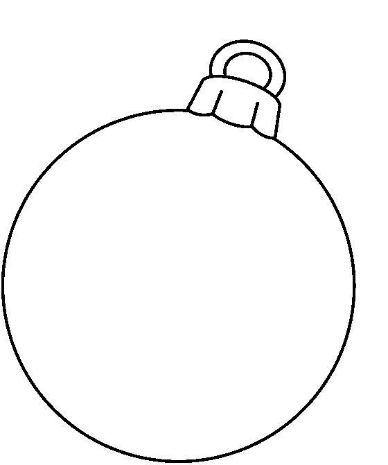 560x671 CHRISTMAS, BLANK ORNAMENT CLIP ART CLIP ART