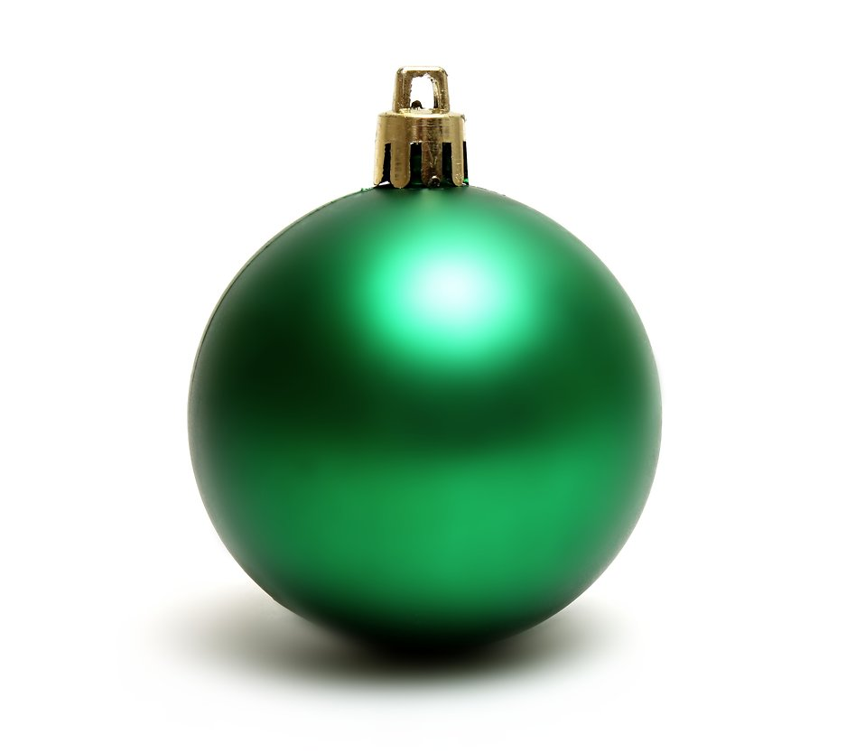 958x834 Christmas Ornaments clipart green