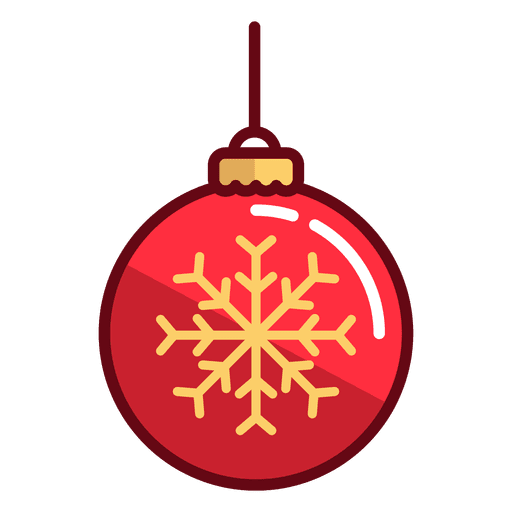 512x512 Christmas ornament ball
