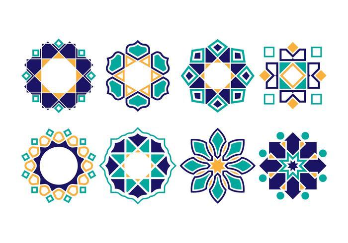 700x490 Free Islamic Ornament Vectors