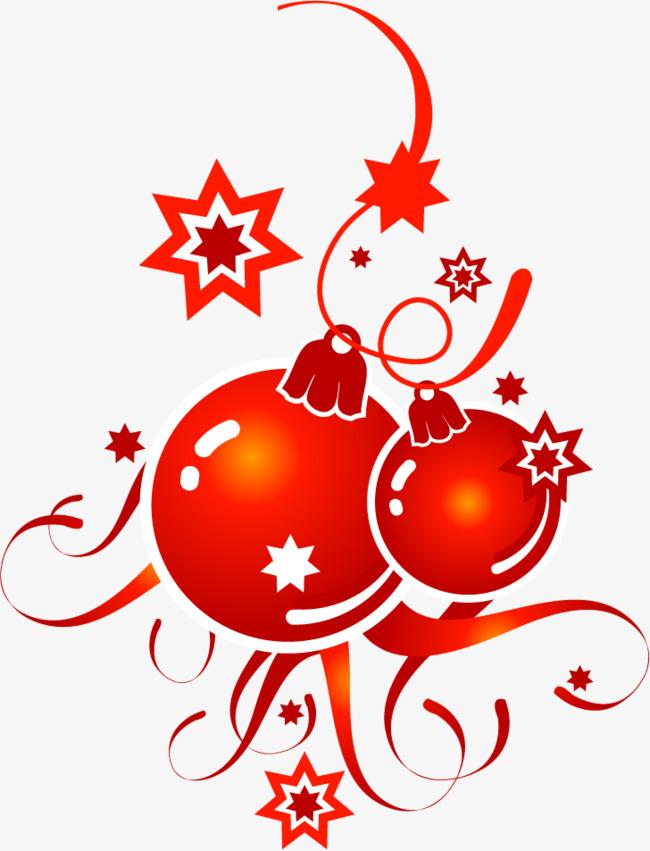 650x851 Christmas Ball Ornaments Vector Material Png, Vector, Vector