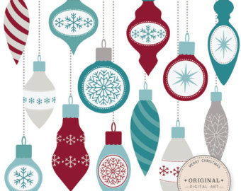 340x270 Premium Christmas Ornaments Clip Art Amp Vectors Ornament