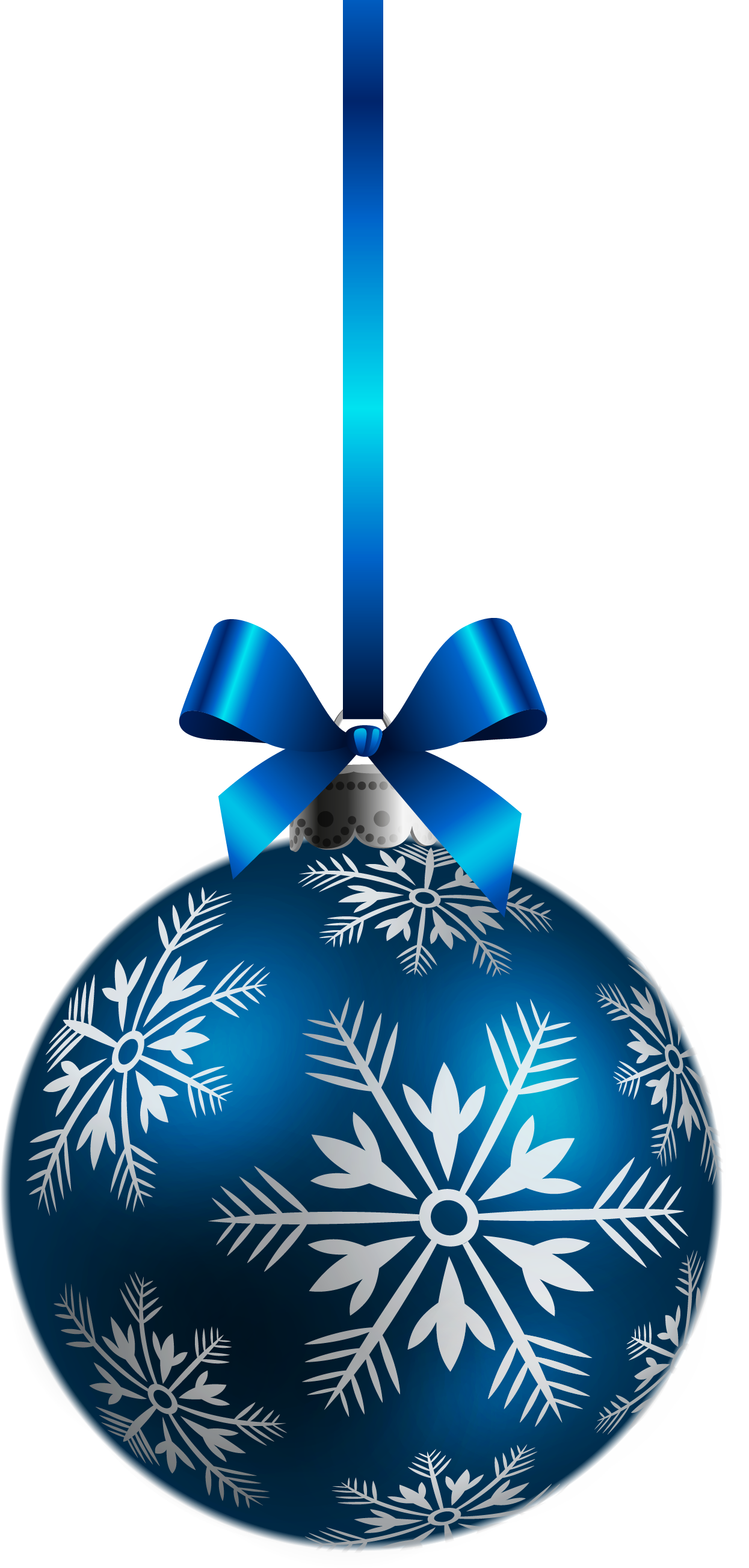 1245x2606 Christmas Ornament Clip Art Silver Christmas Ornaments Png Ball