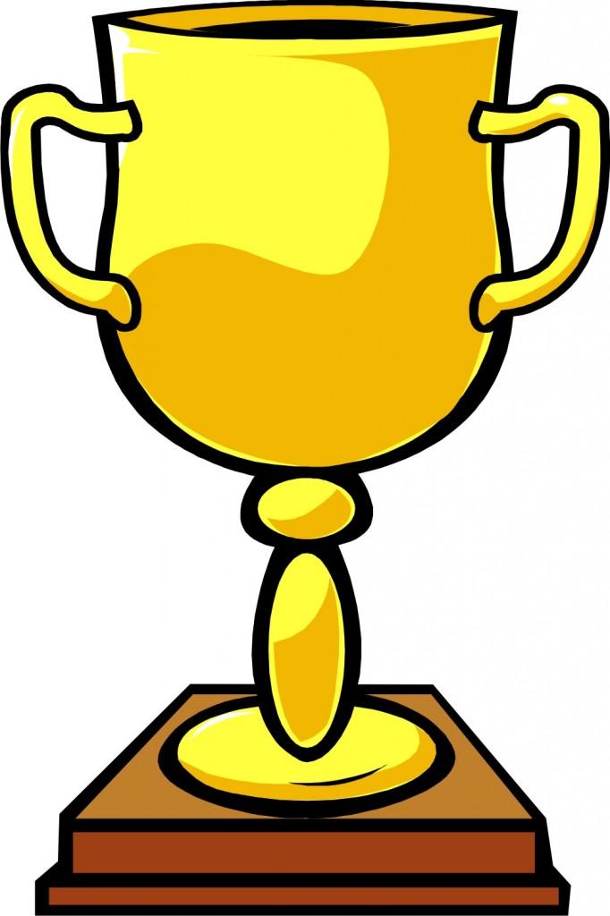 682x1024 Best Trophy Clipart
