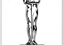 210x150 Clip Art Oscar Statue Clip Art