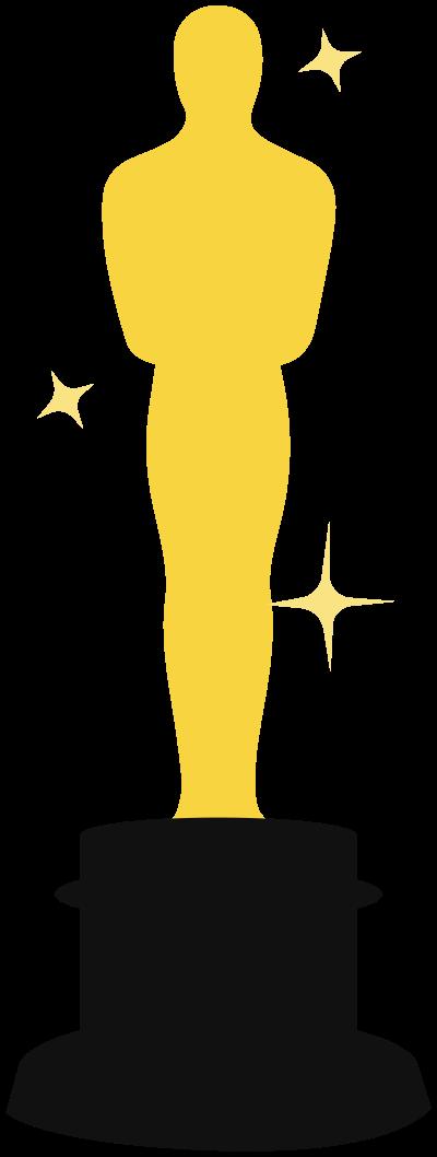 400x1058 Oscar Statetuette Appreciation Certificate