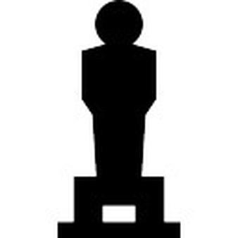 338x338 Oscar Silhouette Clip Art Clipart