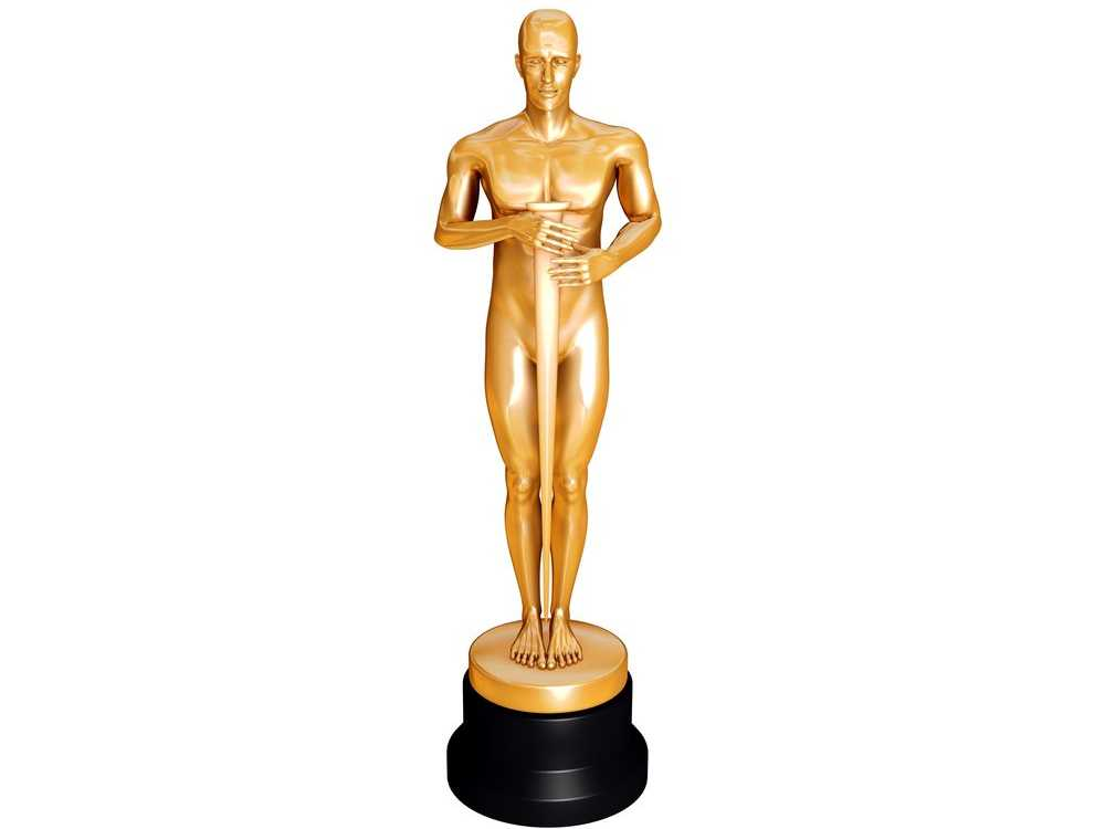 1000x750 Trophy Clipart Emmy