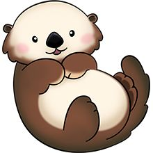 Collection Of Otter Clipart Free Download Best Otter Clipart On