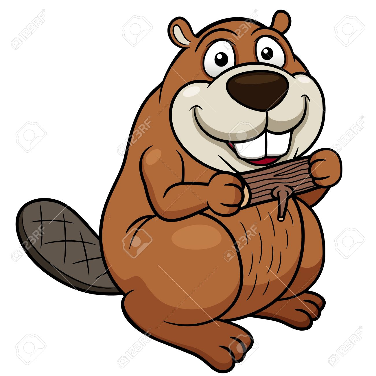 Otter Clipart Free