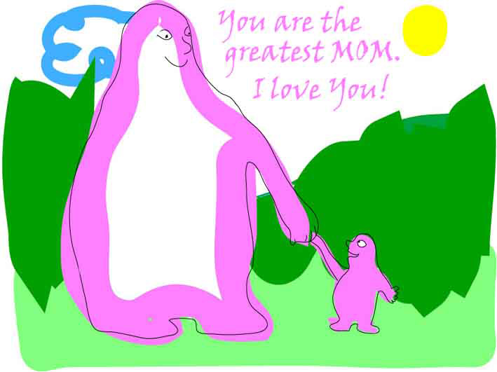 709x531 17 Free Mother's Day Cards And Ideas For Small Homemade Gifts.