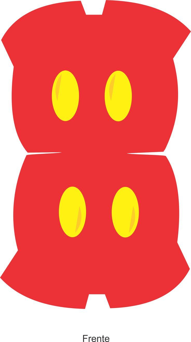 736x1312 Melhores Ideias De Mickey Mouse Png No Template Do