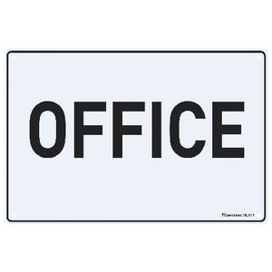 300x300 Safety Signs Officeworks