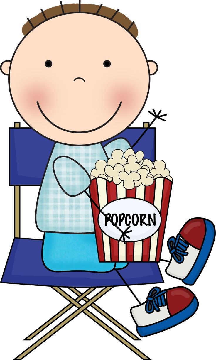 Outdoor Movie Clipart