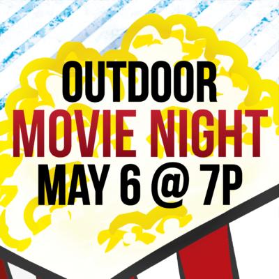 400x400 Outdoor Movie Night Ringgold United Methodist Church