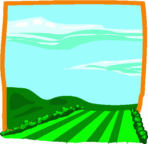 490x479 Farm Clipart Wallpaper
