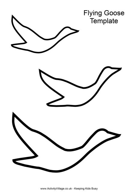 460x650 Bird Templates For Kids Crafts