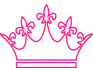 300x219 Queen Crown Clip Art