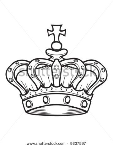 360x470 The Best Crown Outline Ideas Crown Template