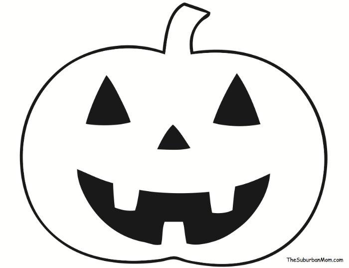700x537 Graphics For Halloween Pumpkin Outline Graphics