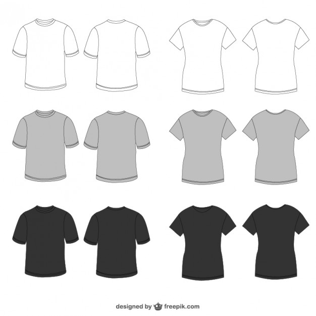 626x626 T Shirt Template Vectors, Photos And Psd Files Free Download